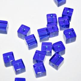 Cubo azul grande 8mm