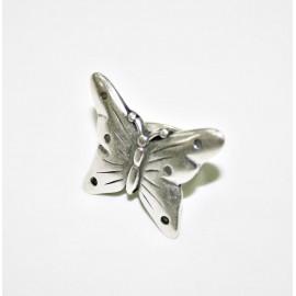 Anillo mariposa x 2 unidades
