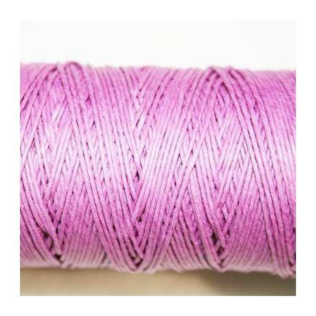 Hilo algodón 0.5mm lila