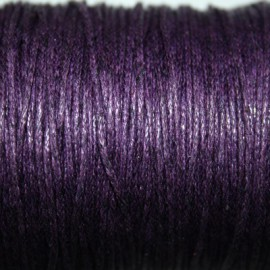 Hilo algodón violeta oscuro
