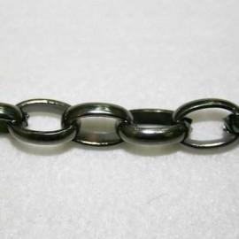 Aluminio Pavonada x metro
