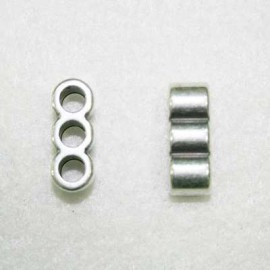 Separador para 3 cueros de 5mm