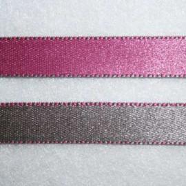 Doble cara rosa y gris