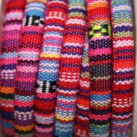 Liquidación de stock en cintas y cordones étnicos!!!
