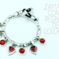 Pulsera_zamak_resinas_rojas_26220422_1553111994724536_5440268611197367577_o_foto