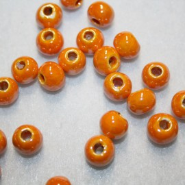 Cerámica mini naranja