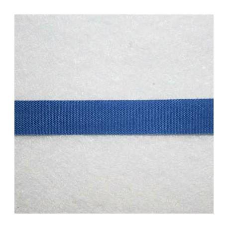 Cinta tela azul marino 10mm