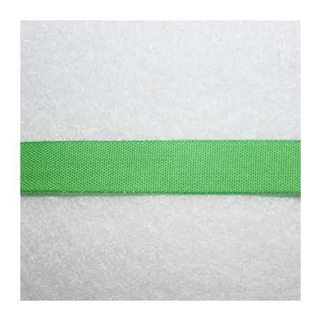 Cinta tela verde 10mm