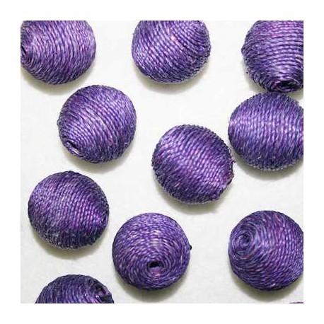 Bola cordón violeta
