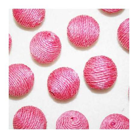 Bola cordón rosa