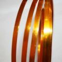 Aluminio Plano Amarillo  de 5mm