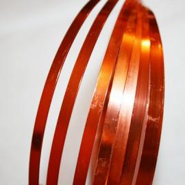 Aluminio Plano Naranja de 5mm