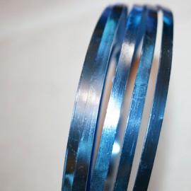Aluminio  Plano Azul de 5mm