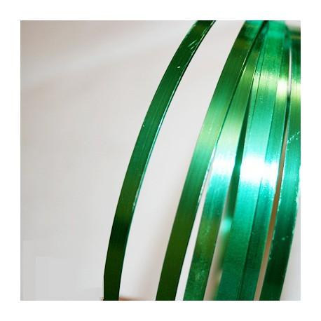 Aluminio Plano Verde de 5mm