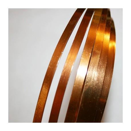 Aluminio Plano Marron Cl. de 5mm