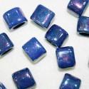 Cerámica azul oscuro