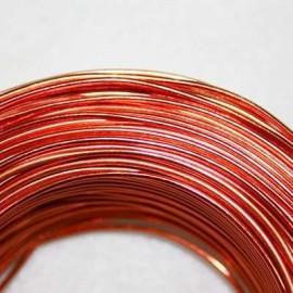 Aluminio Naranja 1,5mm