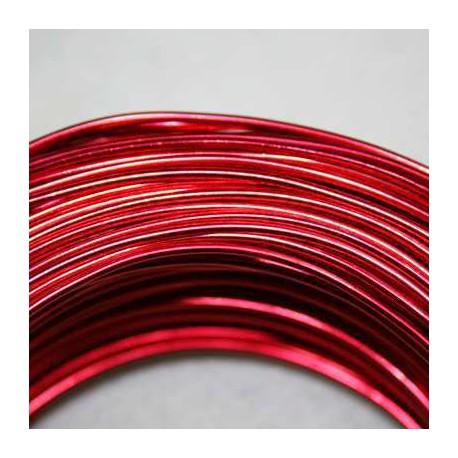 Aluminio Rojo 1,5mm