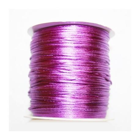 Cola de ratón violeta 1mm x 5 metros