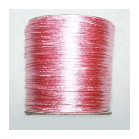 Cola de ratón rosa 1mm x 5 metros