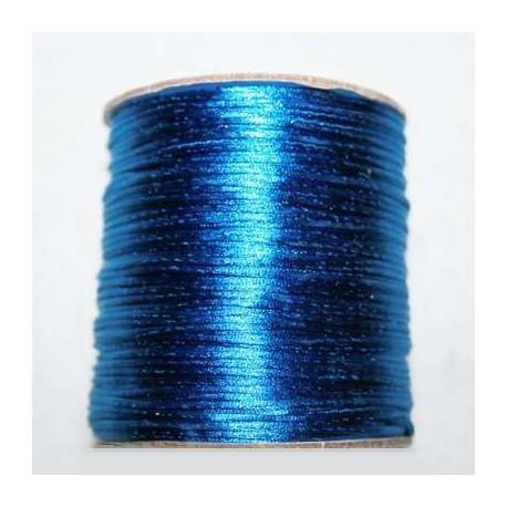 Cola de ratón azul 1mm x 5 metros
