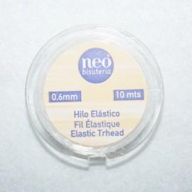 Elástico 0.6mm x 10m