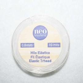 Elástico 0.8mm x 10m