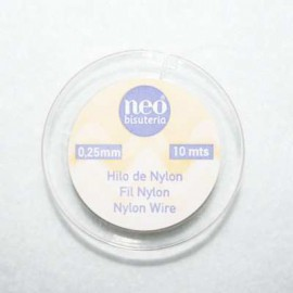 Nylon 0.25mm x 10m