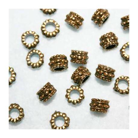 Puntitos bronce