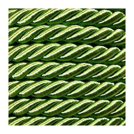 Pasamanería 8mm verde