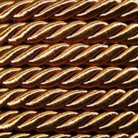 Pasamanería 8mm marrón