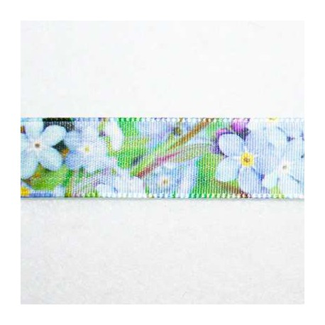 Cinta flores 15mm