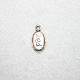 Paz oval (metal)