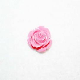 Rosa de resina pequeña rosa