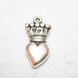 Corazón con corona