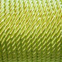 Pasamanería 5mm verde fluor