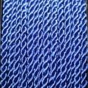 Pasamanería 3mm azul