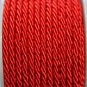 Pasamanería 3mm rojo