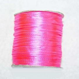 Cola de ratón rosa fluor 1mm