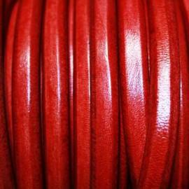 Cuero regaliz rojo oferta x metro