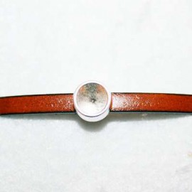 Paso para chatón de cristal Swarovski 8,16mm