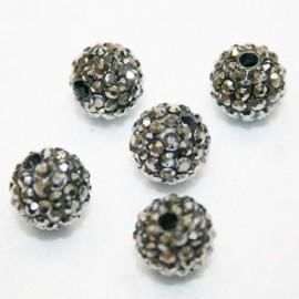 Shamballa hematite 12mm