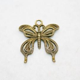 Mariposa bronce