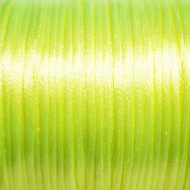 Cola de ratón amarillo fluor 2mm