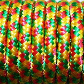 Paracord 6mm Amarillo