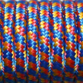 Paracord 6mm Azul