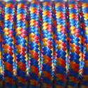Cuerda sint. 6mm Azul
