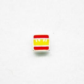 Bandera esmalte pequeña