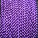 Pasamería 3mm violeta
