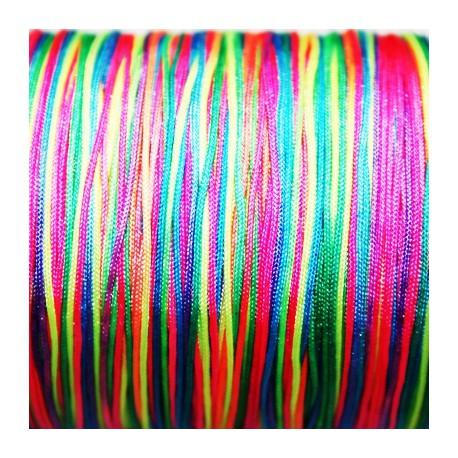 Hilo macramé multicolor